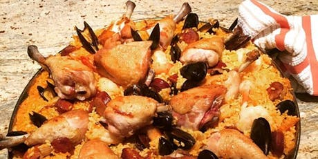 Paella and the Cuisine of Spain tickets