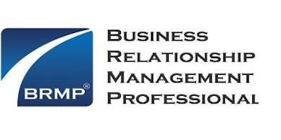 BRMP - Business Relationship Management Professional Training - NYC