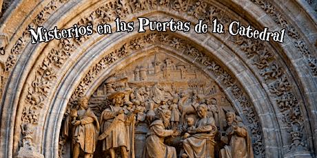 Misterios en la Catedral entradas