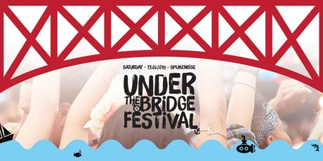 Under the Bridge Festival Spijkenisse【 UTBF 2019 】 tickets