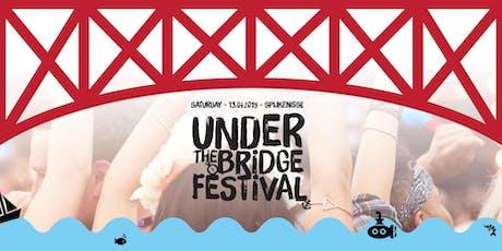 Under the Bridge Festival Spijkenisse【 UTBF 2019 】 tickets