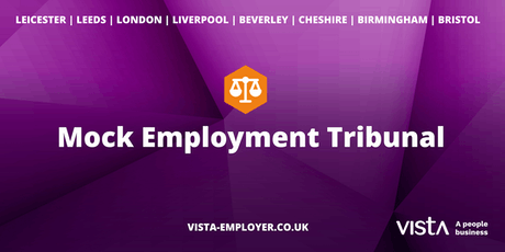 Mock Employment Tribunal - Cheshire tickets