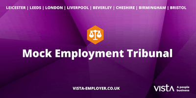 Mock Employment Tribunal - Birmingham