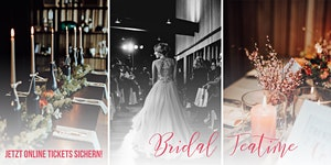 Bridal Teatime: Hochzeitsmesse Basel