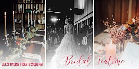Bridal Teatime: Hochzeitsmesse Basel Ladys only Tickets