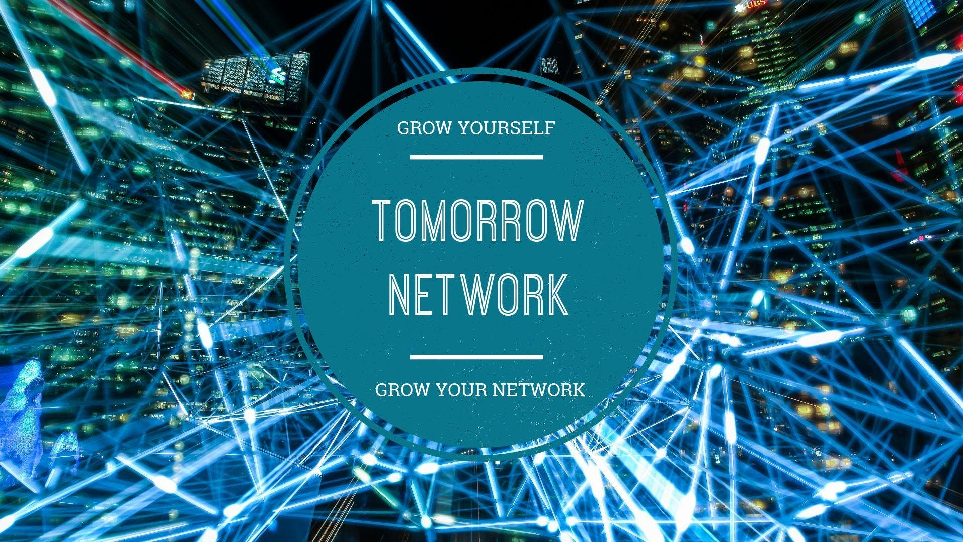 Tomorrow Network - 'Everything is Creative'
