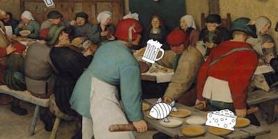 Bruegel op je bord. Een lezing over het voedsel in de 16de eeuw