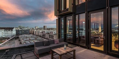 Rooftop Sundowner - 13.06