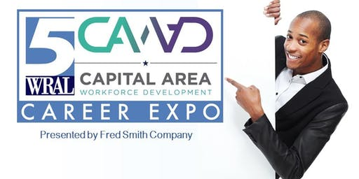 WRAL Capital Area Career Expo 2019 - Employer Sign-up