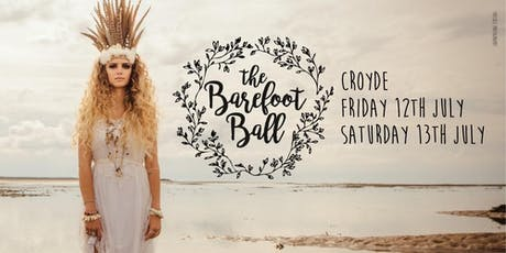 The Barefoot Ball, Croyde : Boho Banquet 13 July tickets