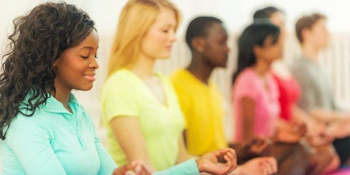 Learn to Meditate (Silver Spring)