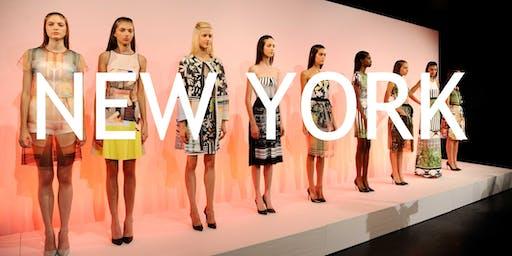 New York Fashion Week Girls Trip