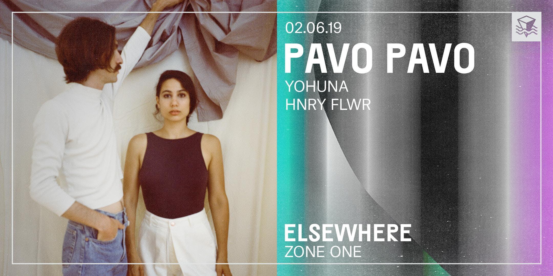 Pavo Pavo (Album Release!)