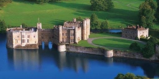 Leeds Castle, Kent - Wednesday 3rd July