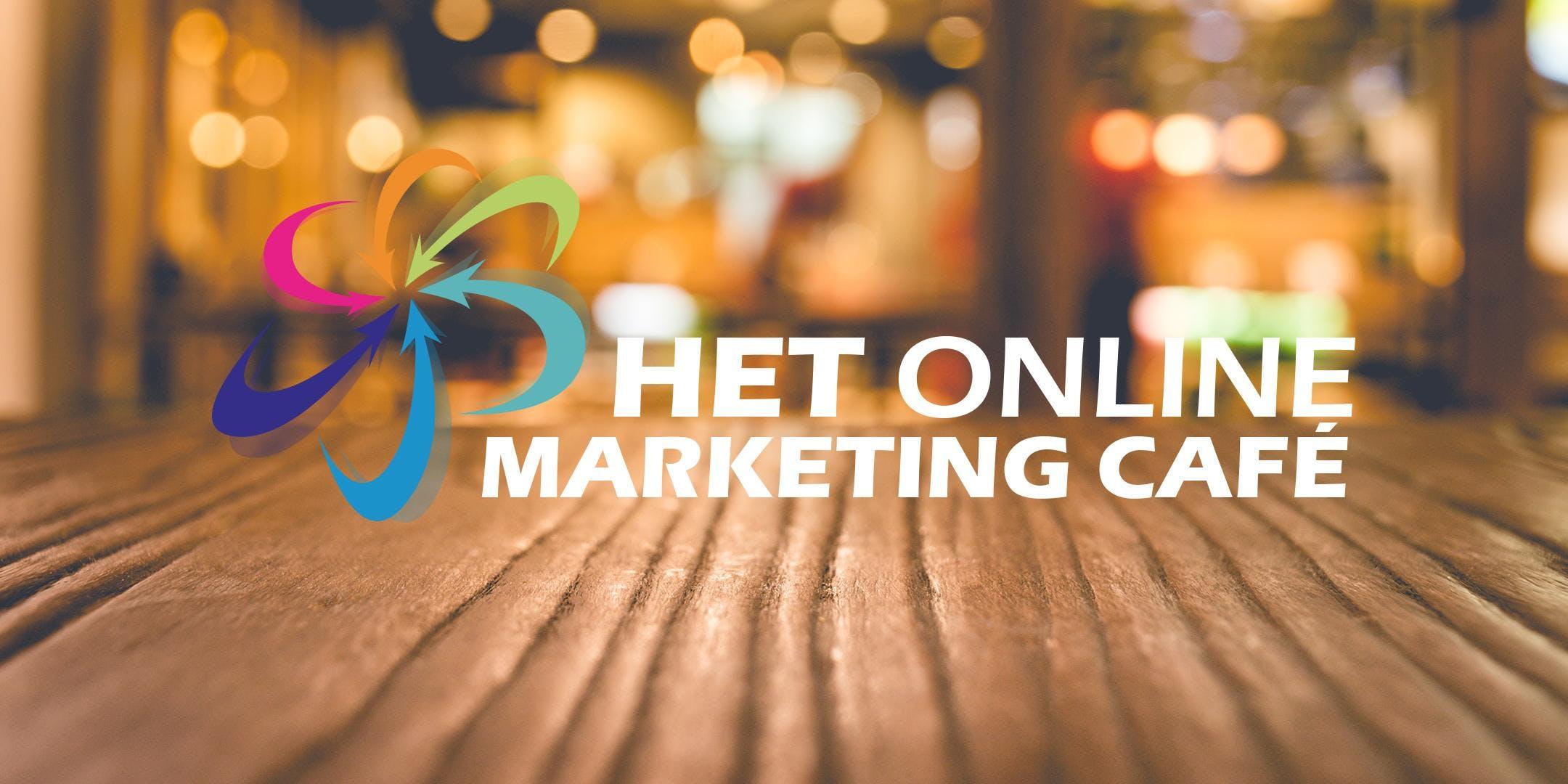 Online Marketing Café Zwolle