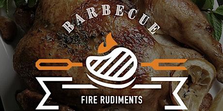 Corso BBQ Academy: Step 1 - Fire Rudiments biglietti