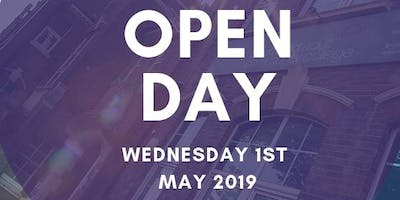 May Day Open Day Event
