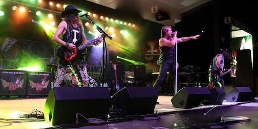 Living on a Bad Name Tribute to Bon Jovi @ Mixers