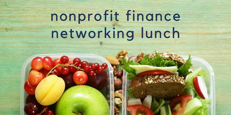 Finance Networking Lunch: Budgeting for Grants tickets