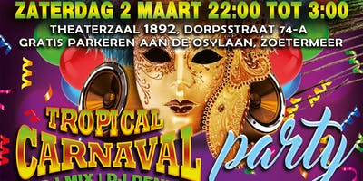 Tropical Carnaval Party