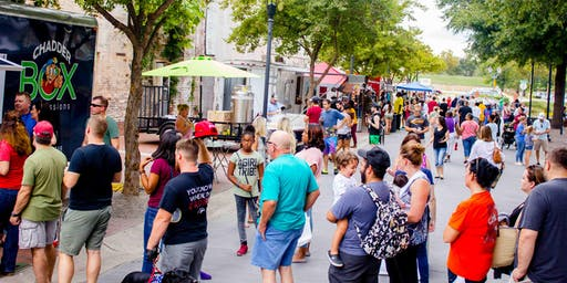 4th Annual CSRA Food Truck Festival