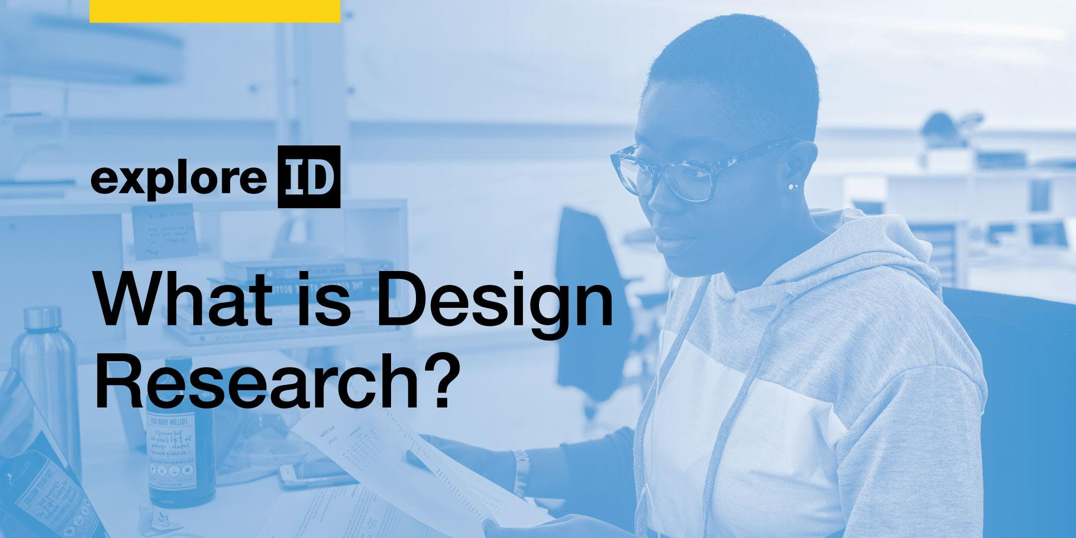 exploreID: What is Design Research?