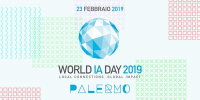 WIAD Palermo 2019 - World Information Architecture Day Palermo 2019