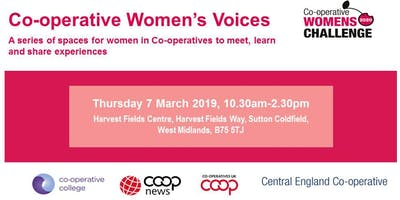 Co-operative Women's Voices 7 March
