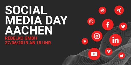 Marketing Sounds: Social Media Day Aachen 2019 billets