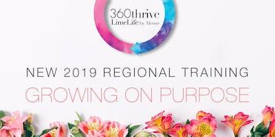 LimeLife 360thrive Regional Training in Toronto, Ontario