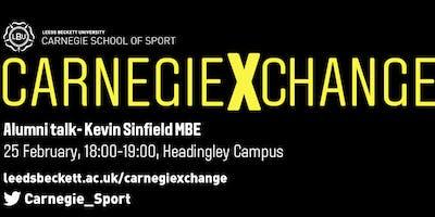 carnegieXchange alumni talk- Kevin Sinfield