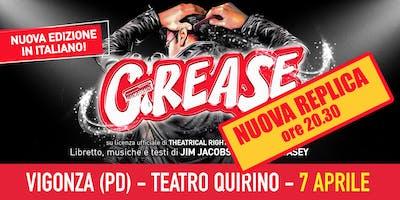 Grease, il Musical - Vigonza (PD) - 7 APRILE ORE 20.30