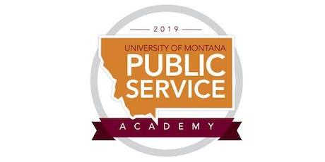 Public Service Academy tickets