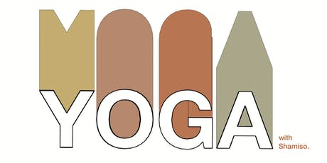 Yoga with Shamiso tickets