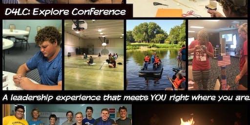 D4LC: Explore July 15-16, 2019