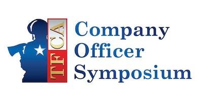 Company Officer Symposium - Odessa