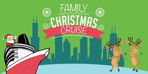 Family Christmas Cruise - Holiday Cruise on Lake Michigan! (3pm)