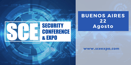 SCE 2019 - Buenos Aires entradas