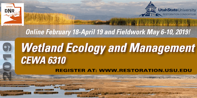 Wetland Ecology and Management Short Course