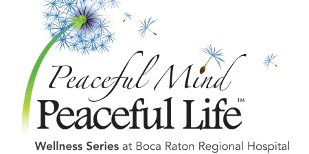 PEACEFUL MIND PEACEFUL LIFE WELLNESS SERIES: MANAGING RELATIONSHIPS