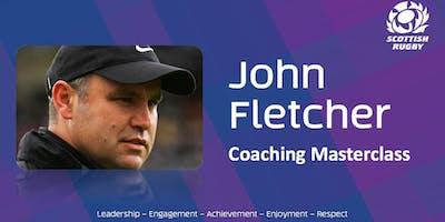Coaching Masterclass with John Fletcher (Dumfries Saints RFC)