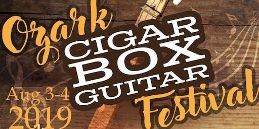 Ozark Cigar Box Guitar Music Festival (3rd Annual)