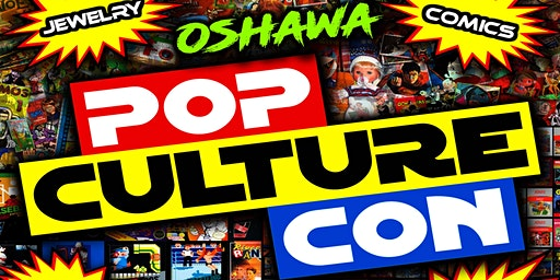 Oshawa ComiCon December 14 ~ 60 FREE ADMISSION tickets !