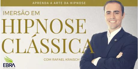 Curso de Hipnose Clássica ingressos
