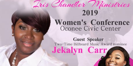 Iris Chandler Ministries 2019 Women's Conference tickets