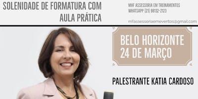 Solenidade de Formatura com Aula Pratica - Belo Horizonte