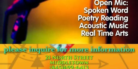 Element Square Inc Art Gallery Open Mic Night tickets