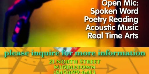 Element Square Inc Art Gallery Open Mic Night