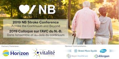 NB Stroke Conference / Colloque sur l'AVC du N.-B.