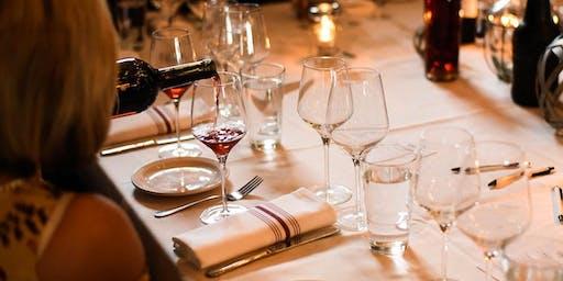 Carboy Wine Dinner August 20, 2019